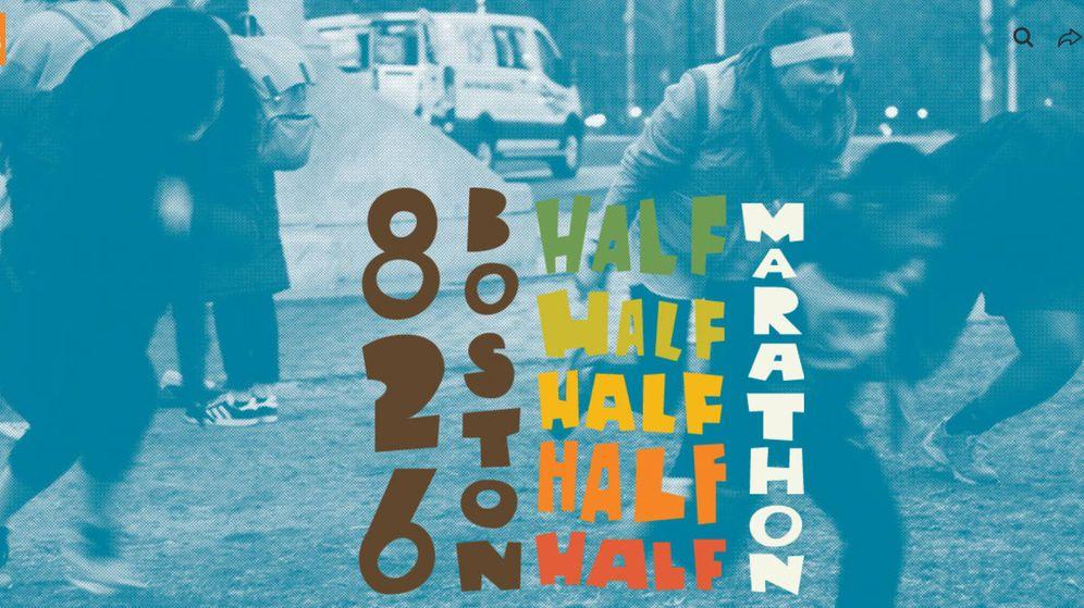 Foto: La media, media, media, media, media maratón de Boston quiere recaudar 40.000 dólares