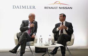 Mercedes y Renault amplían sus acuerdos