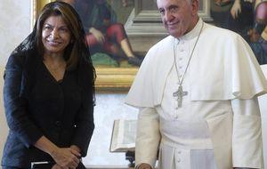 El Papa Francisco asegura que los deportistas son simples mercancías