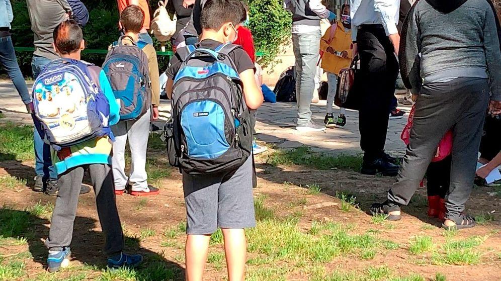 Foto: Docentes, centros y alumnos alertan de la apertura precipitada de los colegios