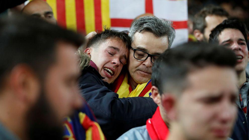 Las mejores imágenes del Liverpool - FC Barcelona de semifinales de Champions
