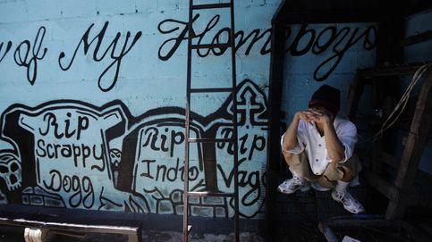 Mara o muerte: palizas y violaciones para formar a los jefes pandilleros de Honduras