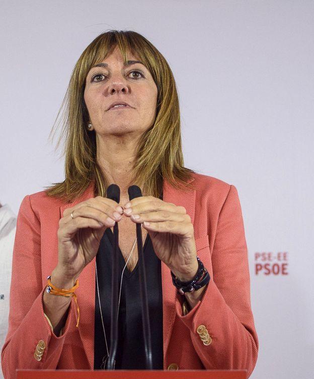 Foto: La candidata del PSE-EE a lendakari, Idoia Mendia. (EFE)