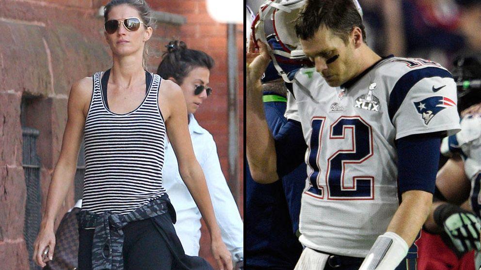Gisele Bündchen destrozada: Tom Brady, multado por tramposo