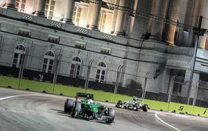 Caterham, un equipo tocado y casi hundido para la Fórmula 1
