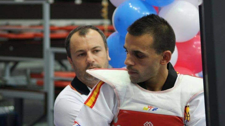 Santi Malvar formó parte del equipo nacional de parataekwondo entre 2011 y 2015.