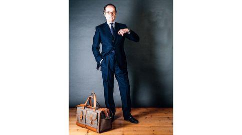 La verdadera elegancia según Bernhard Roetzel, periodista y experto en moda
