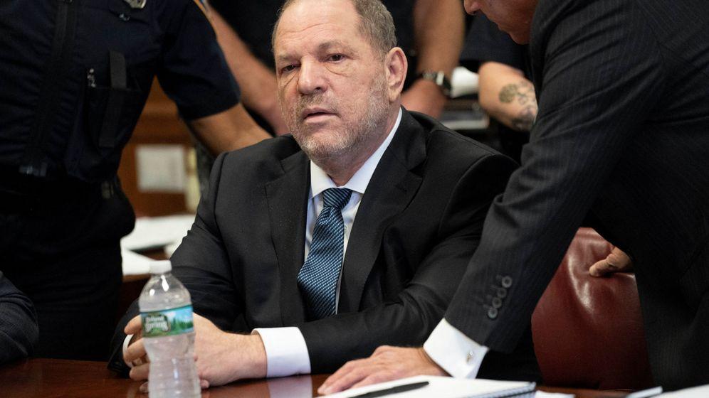 Foto: El productor estadounidense de cine Harvey Weinstein. (Reuters)