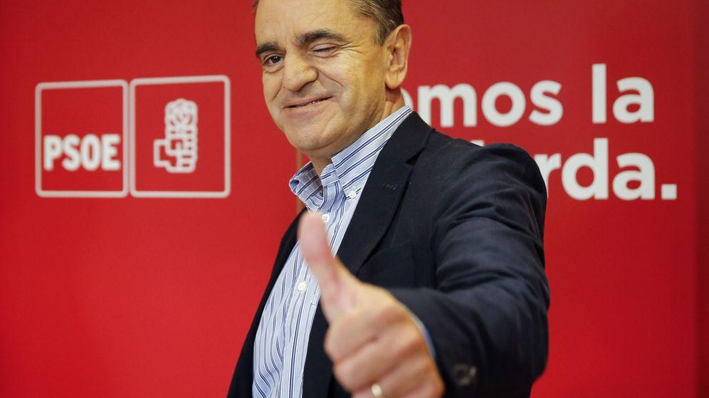 Foto: El secretario general del PSOE-M, José Manuel Franco, el pasado 4 de octubre. (EFE)