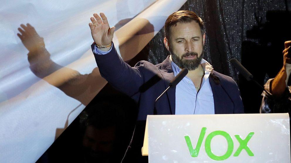 Santiago Abascal valora las elecciones: Ha llegado la Resistencia al Congreso