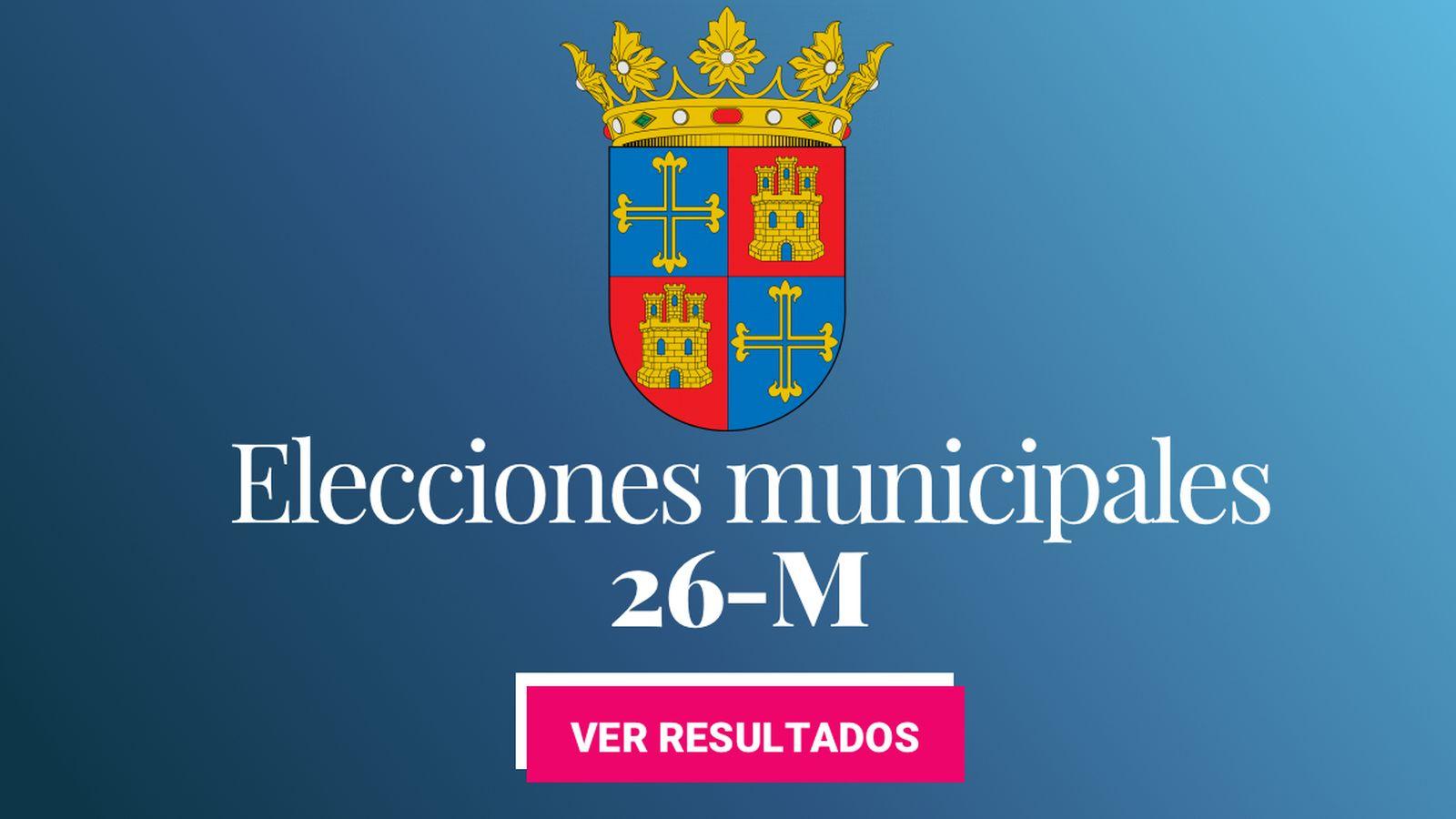 Foto: Elecciones municipales 2019 en Palencia. (C.C./EC)