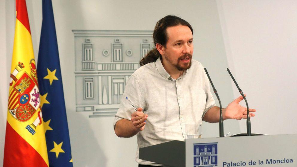 Iglesias no apoyará a Sánchez para patriotismos extraños con Gibraltar