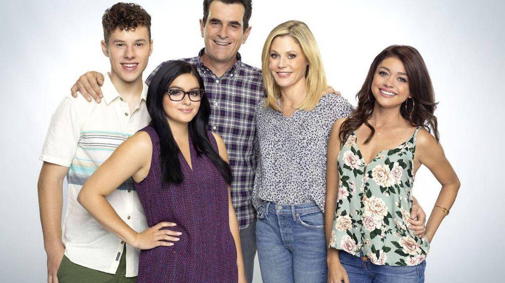 Foto:  'Modern Family'. (ABC)