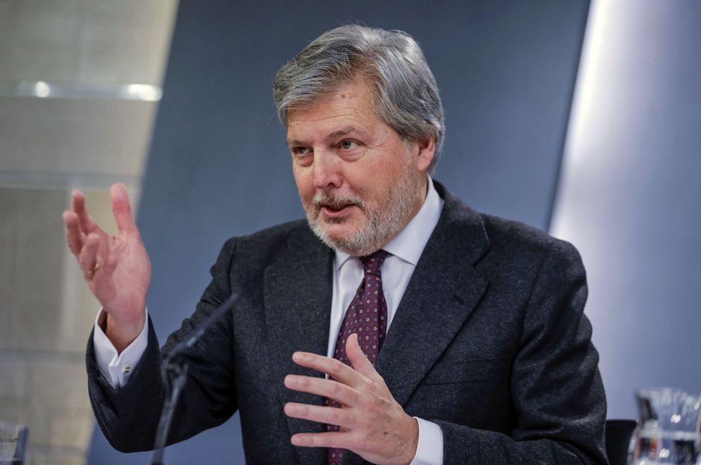 Foto: El ministro de Cultura en funciones, Íñigo Méndez de Vigo (EFE)