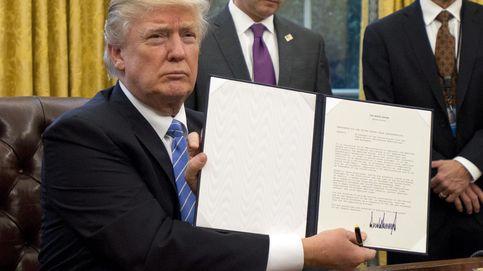 Trump saca a EEUU del TTP