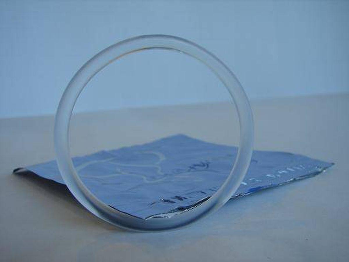 Foto: Anillo vaginal anticonceptivo. (Wikimedia Commons)