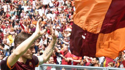 La fidelidad de Totti por la Roma y el gran sueño frustrado de Florentino