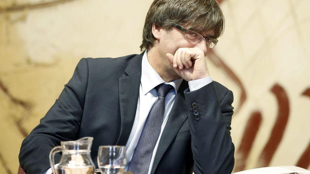 Puigdemont dibuja las líneas maestras de su nuevo Govern ante el Parlament