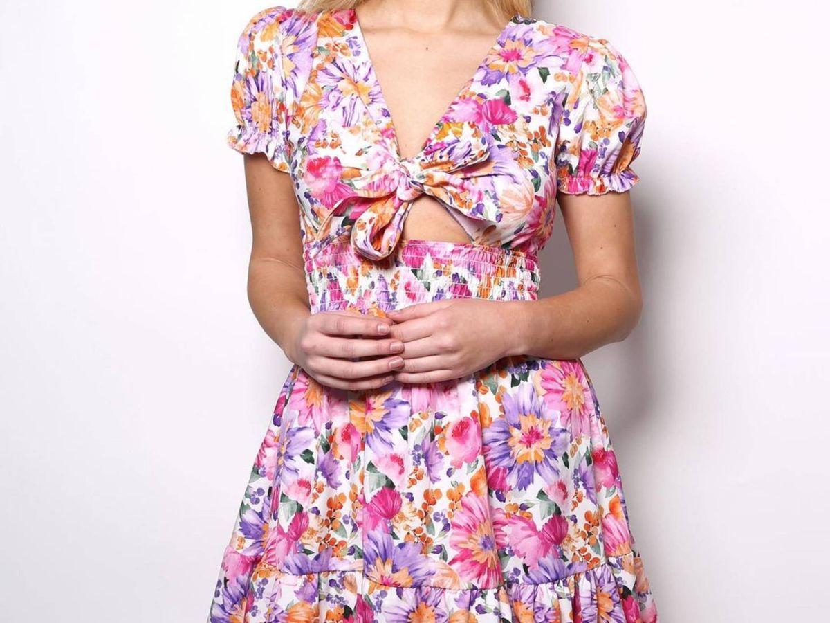 Foto: Vestido de New Blanco. (Cortesía)