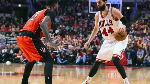 Si Pau no tiene un gran día, aparece Mirotic para liderar a los Bulls