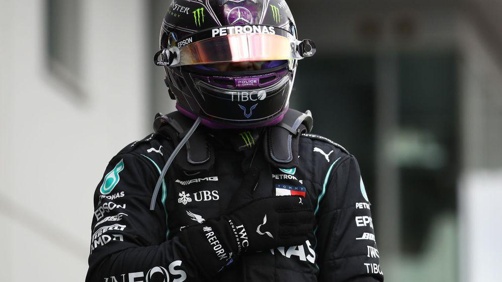 Foto: Hamilton se llevó el triunfo en Alemania e igualó a Schumacher en número de victorias totales en la F1. (Reuters)