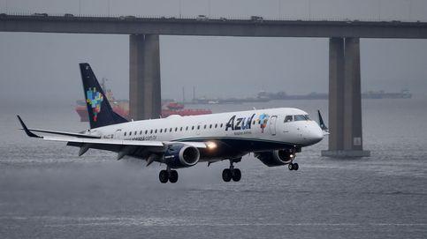 Embraer pedirá compensación a Boeing por romper arbitrariamente la fusión