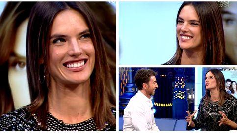 Alessandra Ambrosio: su felicidad, su gusto por los hombres y su cuidado trasero