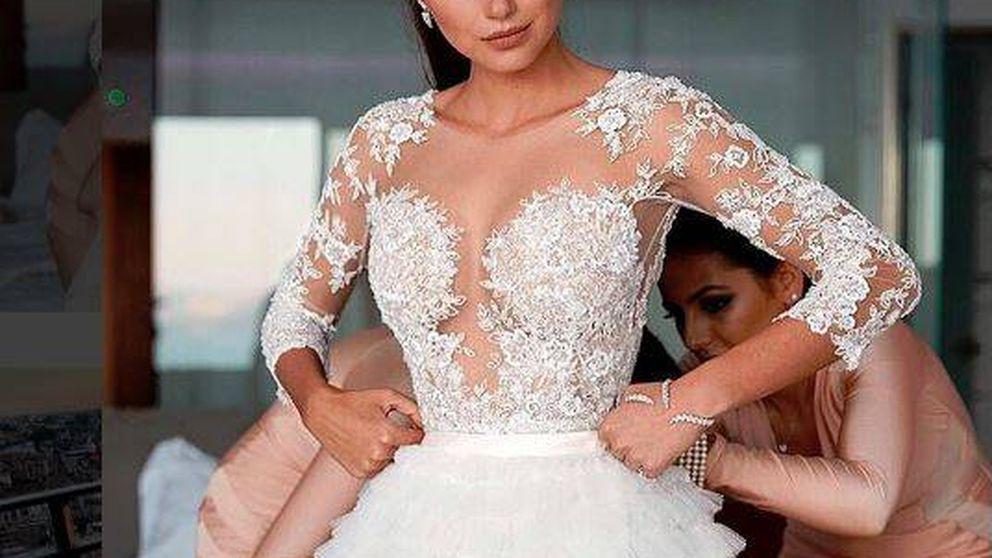 Las mejores imágenes de la boda entre la bailarina de Justin Bieber y un millonario