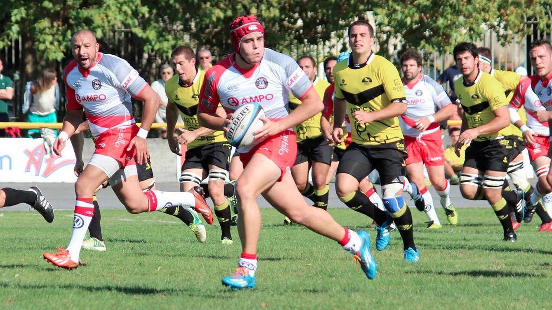 Más allá de los Pirineos: el torneo del rugby vasco que traspasa fronteras