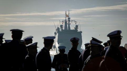 Condenan a dos infantes de la Marina por presunta agresión sexual a un compañero