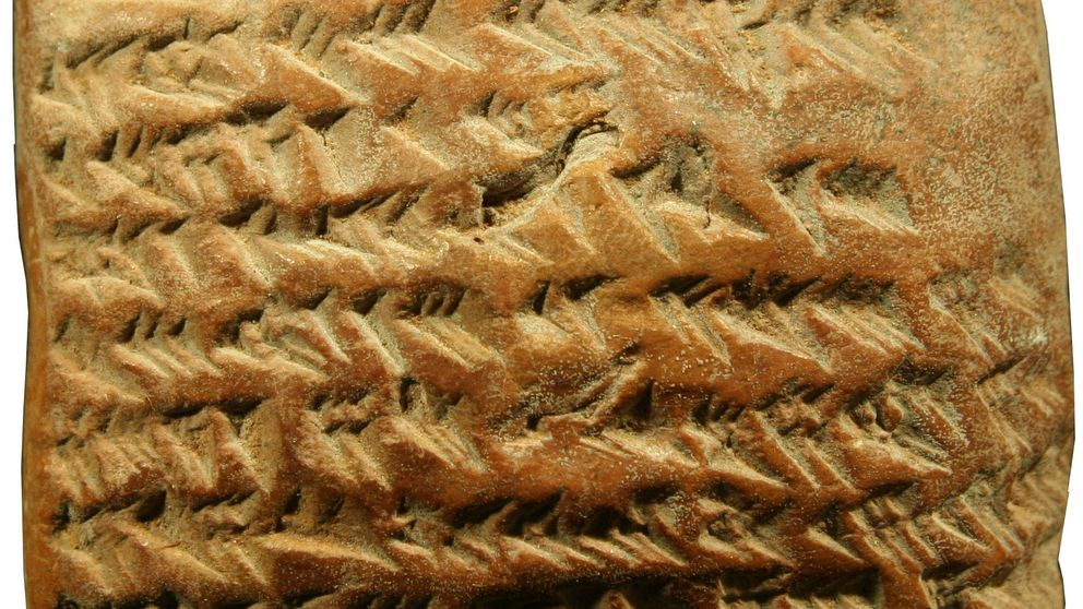Los babilonios se adelantaron 1.400 años al mundo en geometría