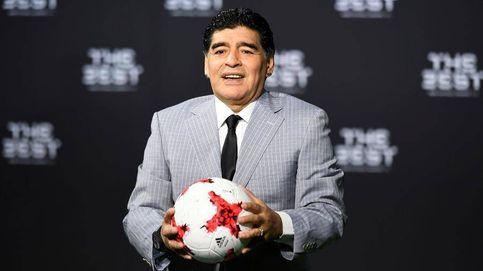 Prohíben incinerar a Maradona por el aluvión de demandas de paternidad