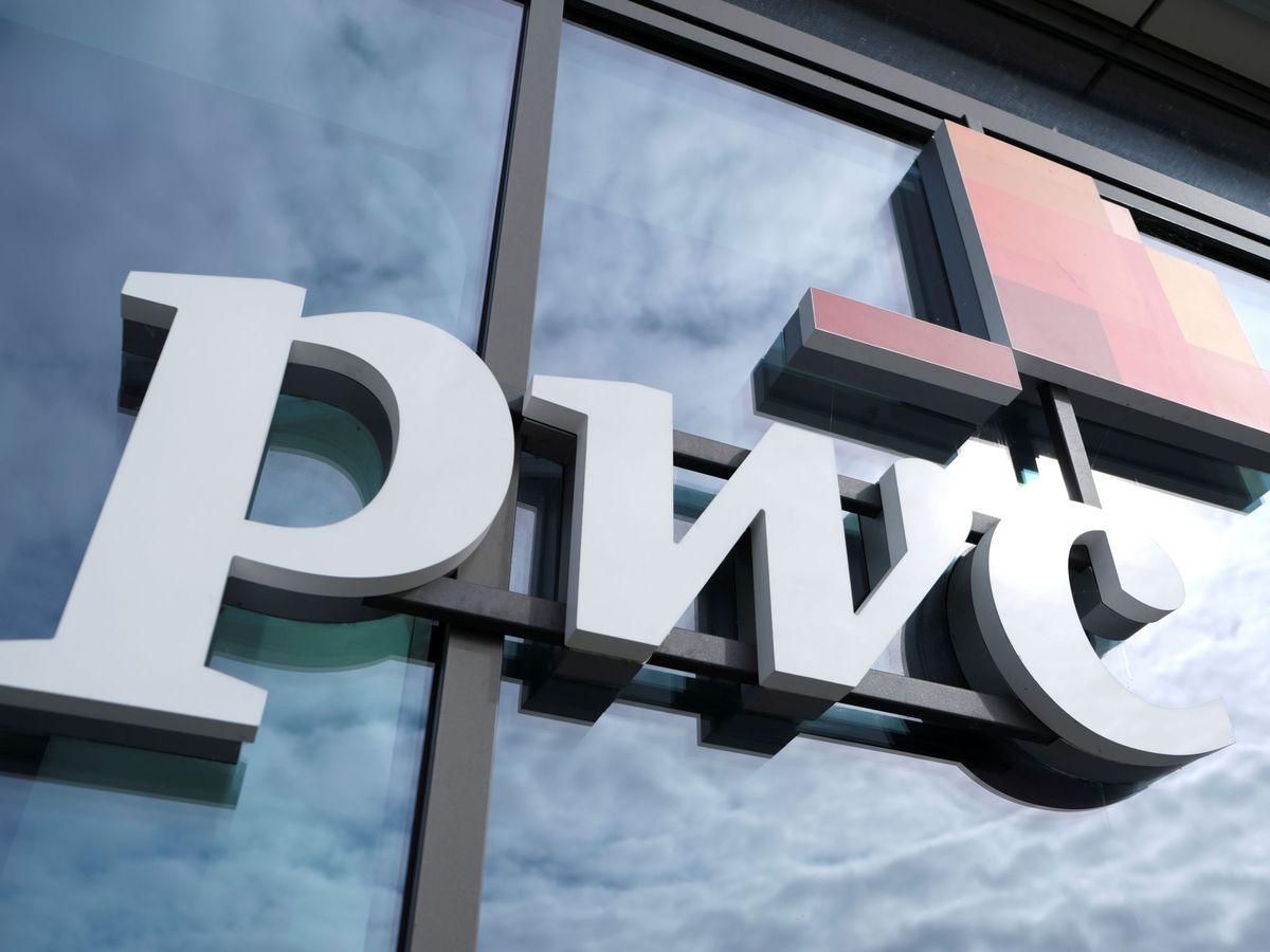 Foto: Logo de PwC (Reuters)