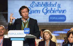 Floriano será el jefe de campaña del PP y 'asciende' a Pablo Casado