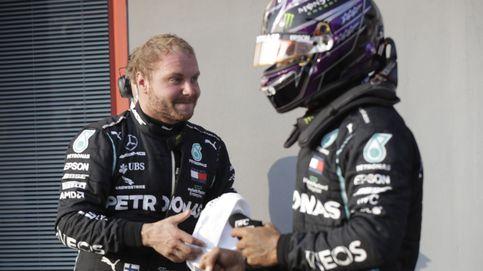 Fórmula 1: Bottas le roba la pole a Hamilton y Sainz se tiene que conformar con ser 10º