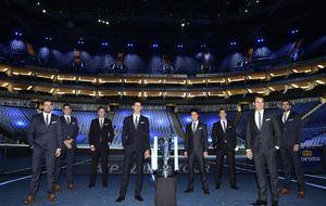 Djokovic y Federer: quién es un maestro y quién es un número 1