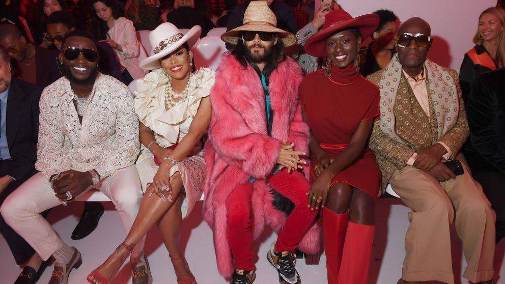El variopinto espectáculo de Gucci cierra la Semana de la Moda de Milán