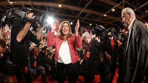 Susana Díaz se rodea de históricos con una meta: recuperar el PSOE de siempre