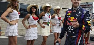 Post de La Fórmula 1 se rinde a la tiranía de lo correcto prohibiendo las azafatas