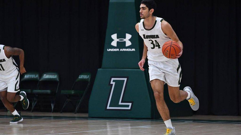 Santi Aldama, el próximo gran 'crack' del baloncesto español: Mi sueño es la NBA