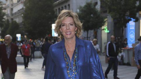 Simoneta Gómez-Acebo cumple 50 años y lo celebra de azul y rodeada de amigos