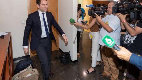 Vox mantiene su no en Murcia tras verse con PP y Cs a horas de la investidura