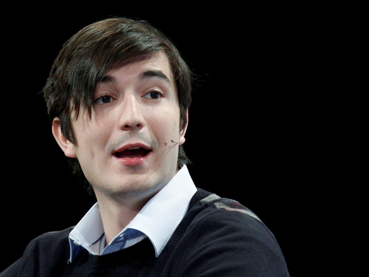 Foto: Vlad Tenev, cofundador y co-CEO de Robinhood.