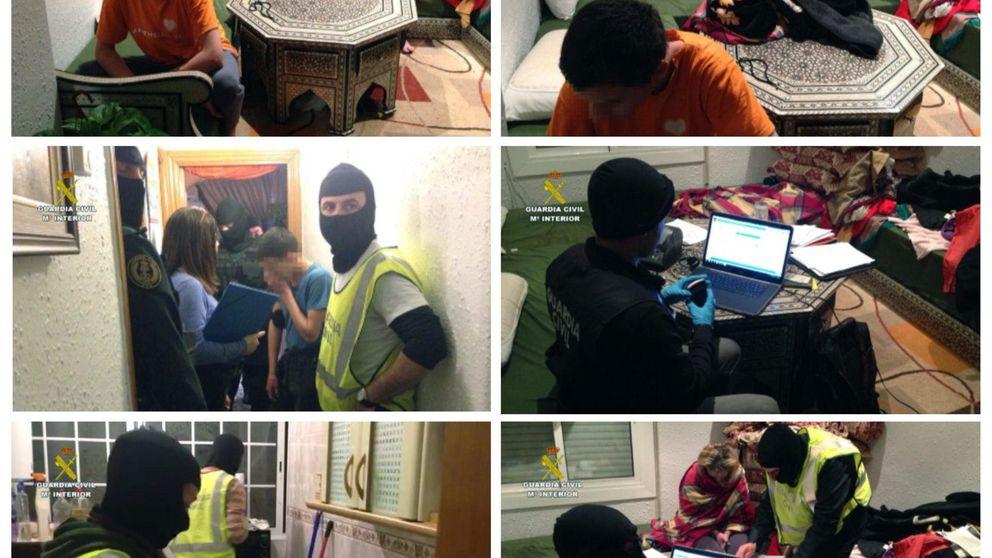 Prisión para la madre de los gemelos 'yihadistas' de Badalona