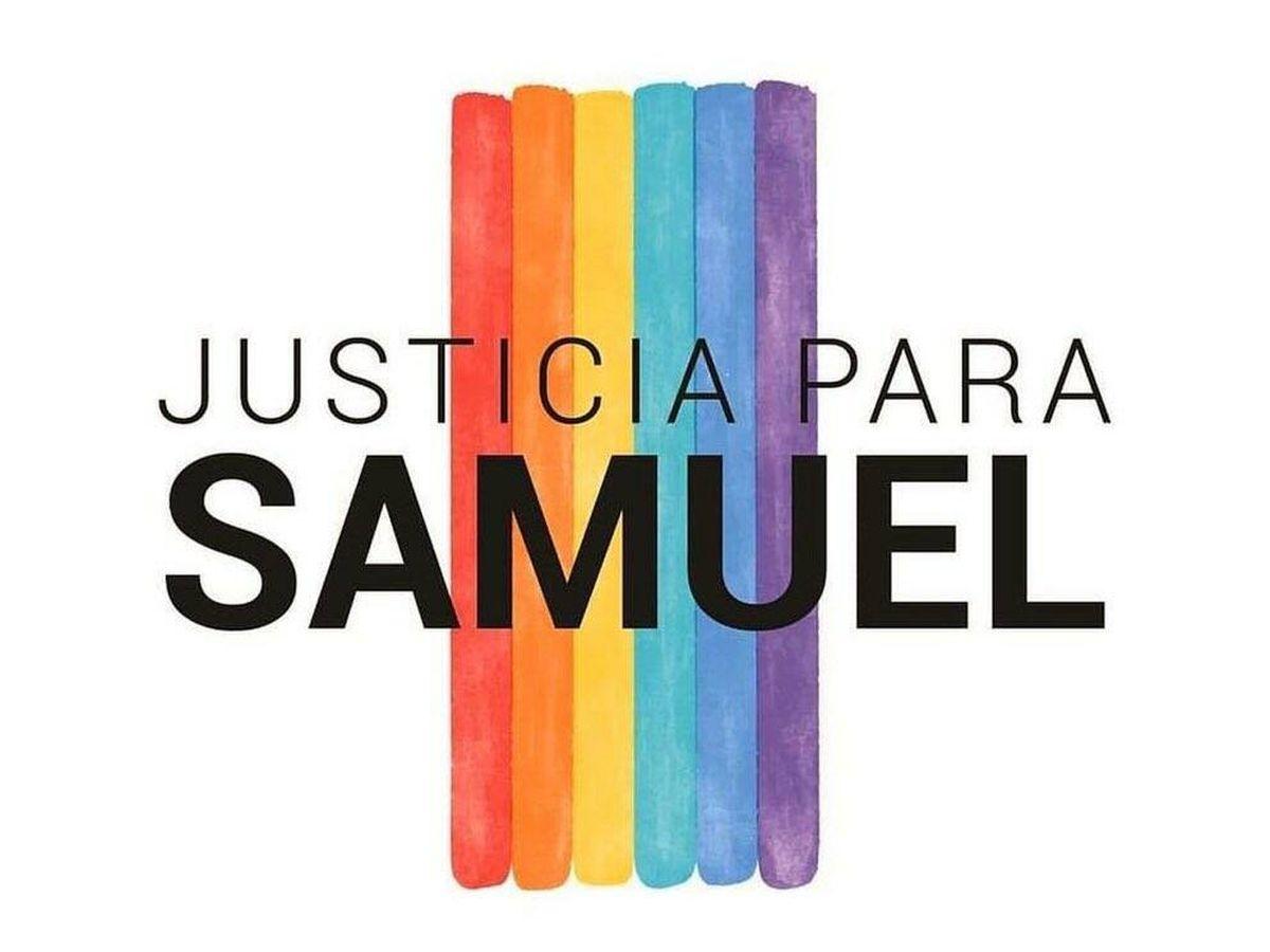 Foto: Imagen creada para reivindicar en redes el #JusticiaparaSamuel.