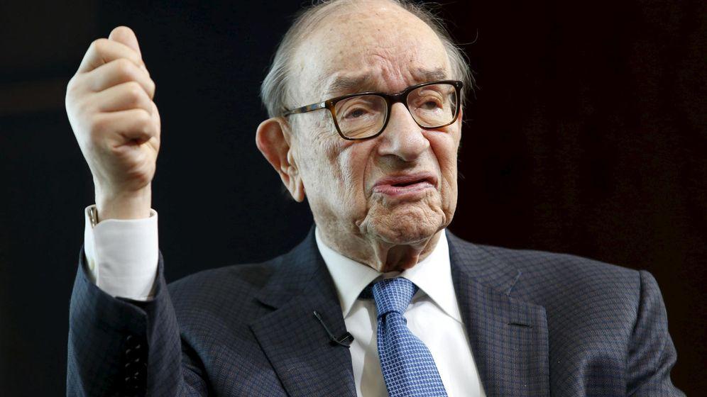 Foto: Alan Greenspan, expresidente de la Fed. (Reuters)