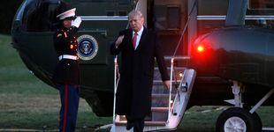 Post de Albornoz, Big Mac y mucha televisión: retrato de Trump en la Casa Blanca