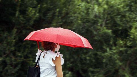 Más lluvia y frío generalizado: así cambiará el tiempo tras la tormenta subtropical Alpha