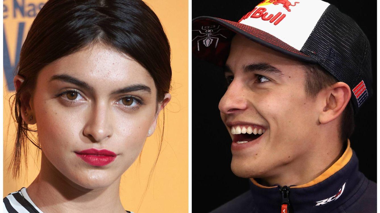 Marc Márquez y Lucía Rivera, más juntos que nunca: esta fue su última cita