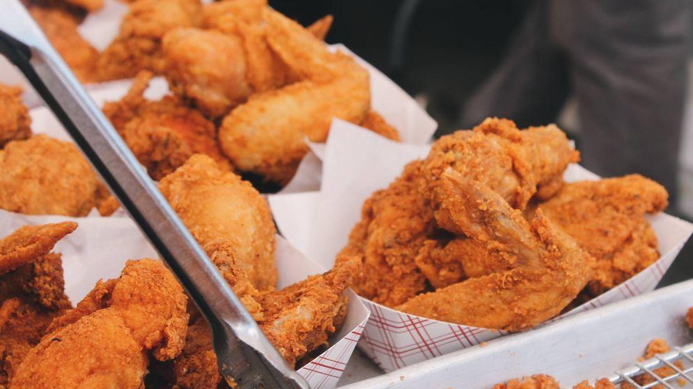 Foto: Las franquicias de comida rápida venden muchos ultraprocesados